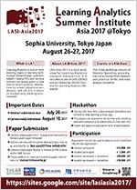 LASI-Asia 2017 Flyer